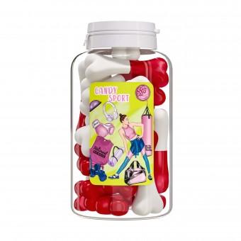 "Конфеты в баночке ""Candy Sport"" 250 мл"