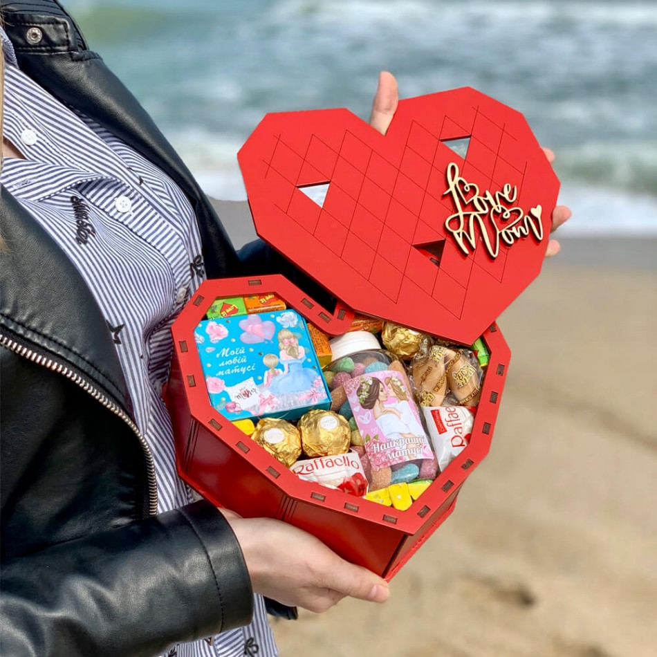 """Подарунковий набір """"Любій Матусі"""" :)"""