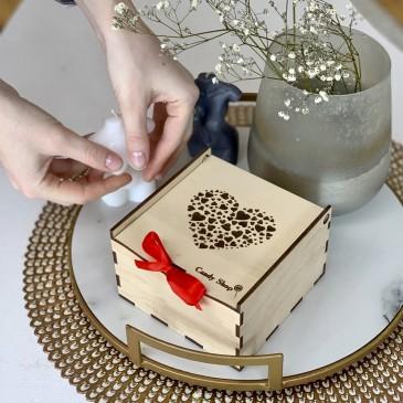 Love is в деревянной коробочке