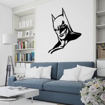 """Декоративное панно из дерева """"Batman"""""""