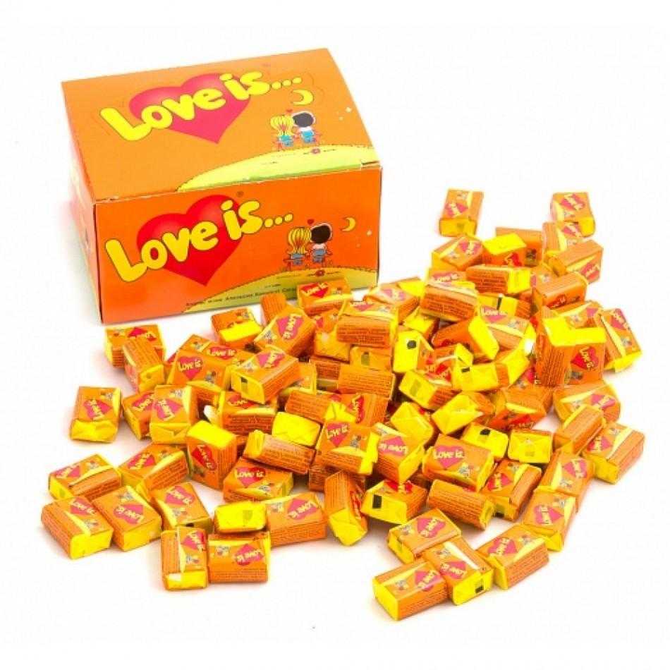Love Is «Апельсин — ананас»