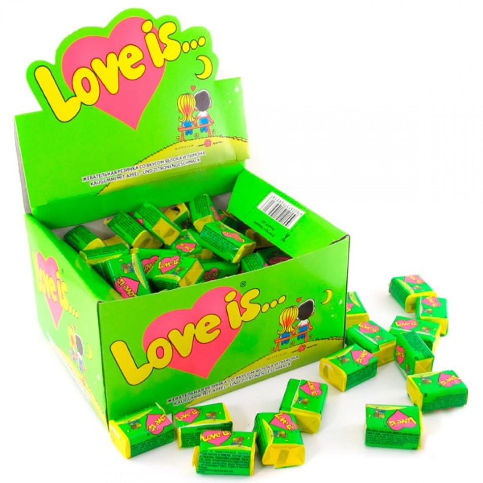 Love Is «Яблоко-лимон»
