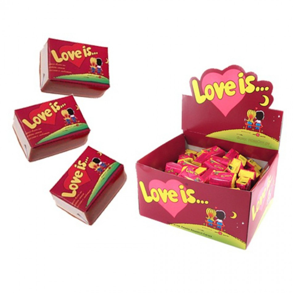 Love Is «Вишня — лимон»
