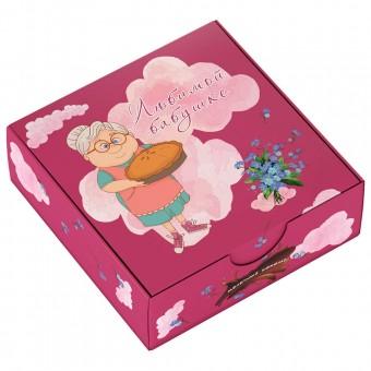 "Шоколадный набор ""Любимой бабушке"" mini"