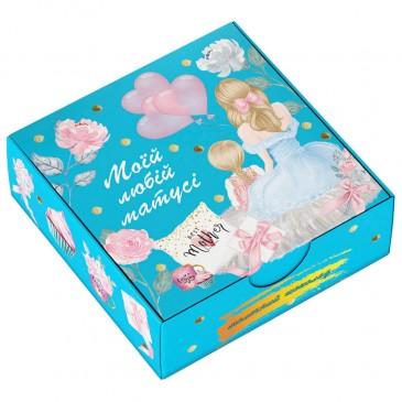 """Шоколадный набор """"Моїй любій матусі"""" mini"""