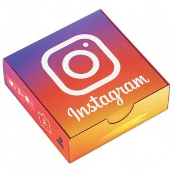 """Шоколадный набор """"Instagram"""" с Вашим фото"""