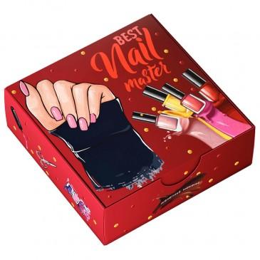 "Шоколадный набор ""Nail Master"" mini"
