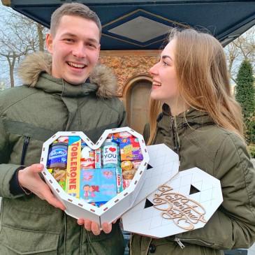 """Подарочный набор """"Valentine's Day"""""""