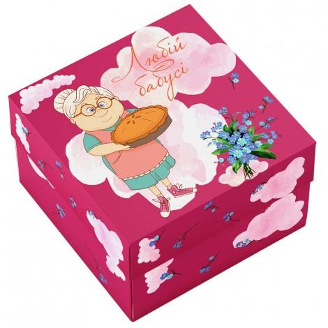 "Шоколадный набор ""Любій бабусі"""