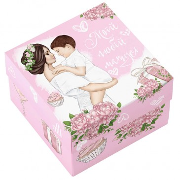 "Шоколадный набор ""Для моєї матусі"""