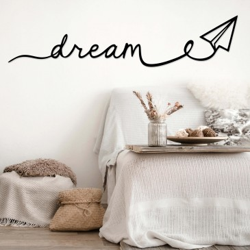 "Декоративное панно из дерева ""Dream"""