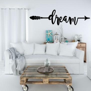 "Декоративное панно из дерева ""Dream..."""