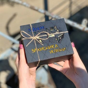 """Подарочная коробка из дерева """"Прямоугольная"""" (пустая)"""